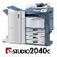 Produkteinführung TOSHIBA e-STUDIO 2040c , 2540c, 3540c, 4540c