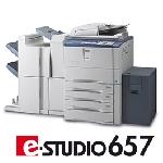 Produkteinführung e-STUDIO657/757