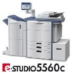 Produkteinführung e-STUDIO5560c