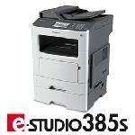 Produkteinführung e-STUDIO 385s