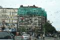 Bild der Referenz Fassadenger�st f�r Maler- und Dacharbeiten, Schwarzer B�r, Hannover