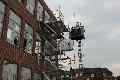 Bild der Referenz Gerüstaufzug für Personen und Materialtransport in/aus Gebäuden