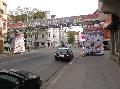Bild der Referenz Br�cken beim Marathon in Hannover