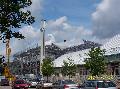 Bild der Referenz Wetterschutzdach mit 30m Spannweite in Enkenbach Alsenborn
