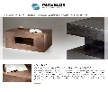 Bild der Referenz Parablox - Hersteller von M�beln in Betonoptik