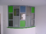 Bild der Referenz Raumteiler