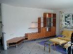 Bild der Referenz Wohnzimmerwand auf Edelstahlfüßen