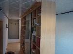 Bild der Referenz Bücherregal aus Vollholzplatten
