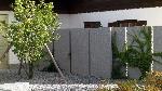 Bild der Referenz Sichtschutz aus Stein