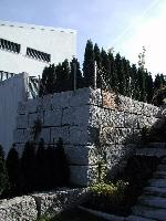 Bild der Referenz Blockmauerwerk aus Granit