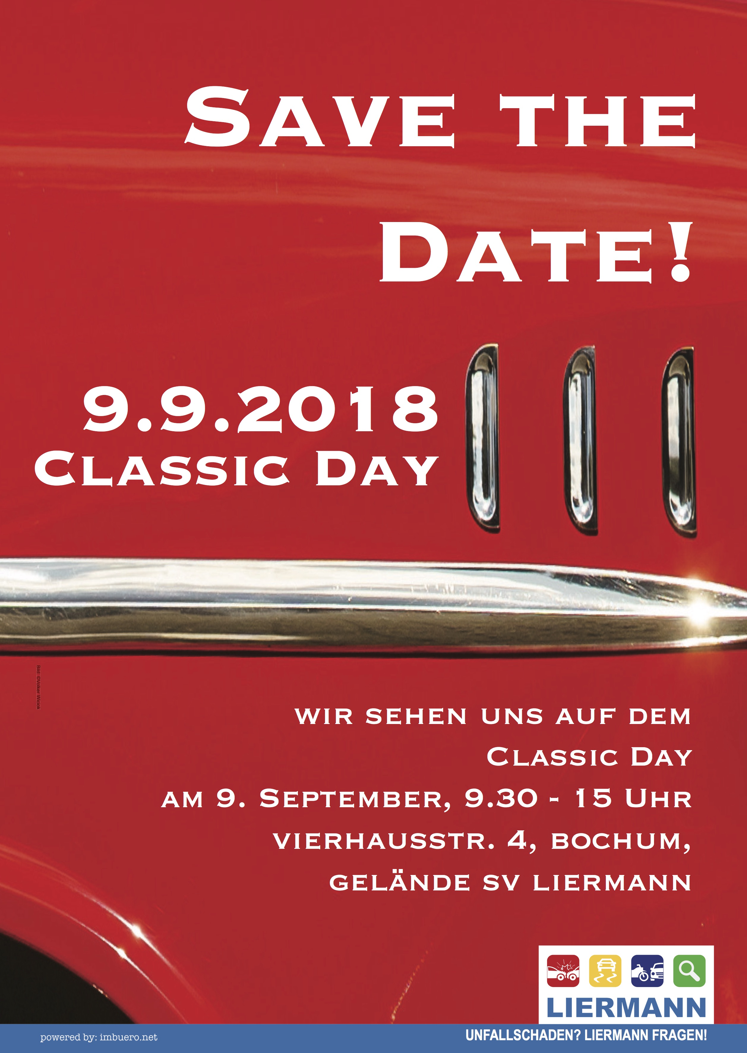 Classic Day 2018 - Save the Date
