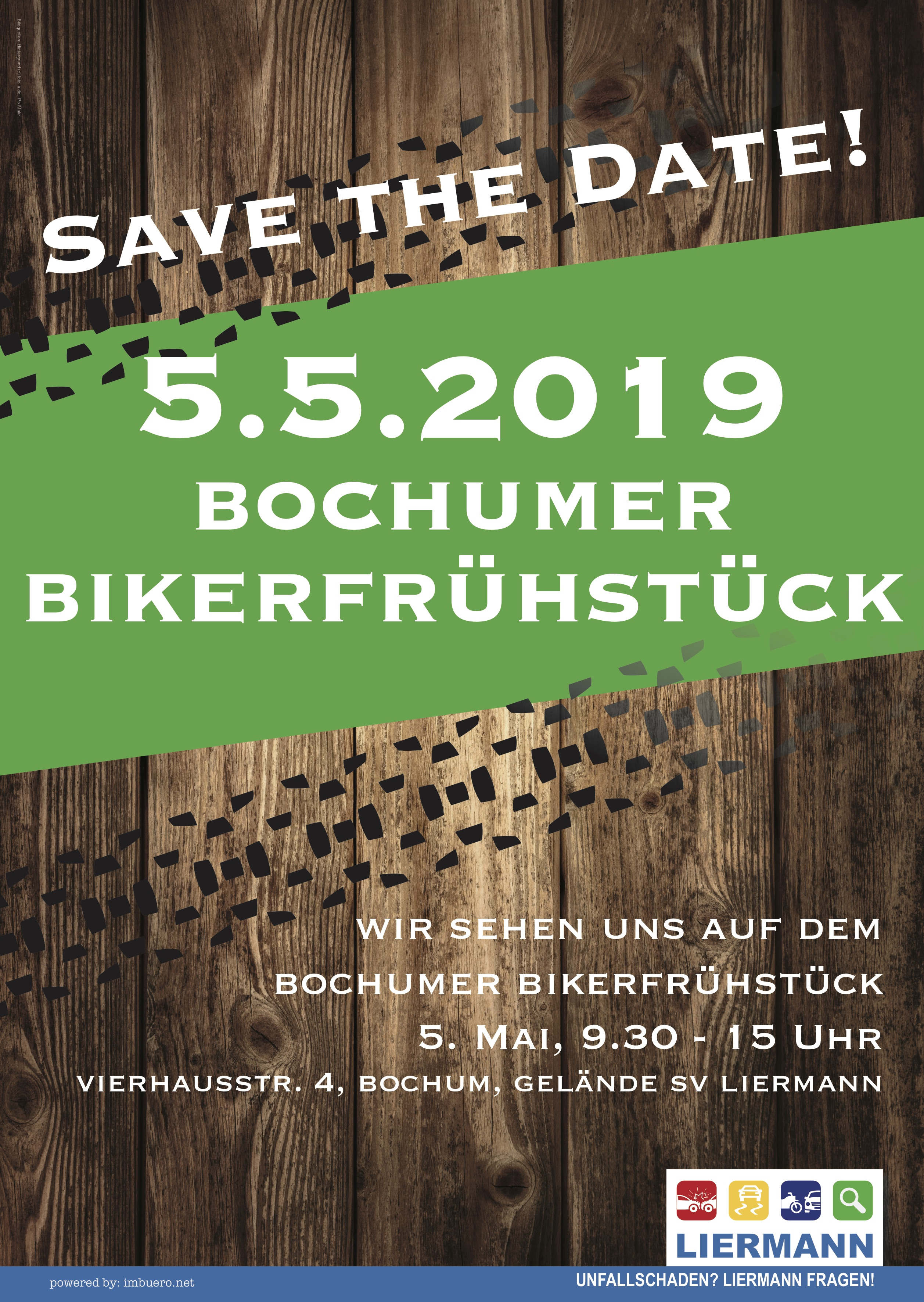 Bikerfrühstück 2019 - Save the Date